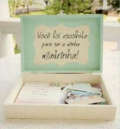 Selecionamos os 10 Convites de Casamento Criativos para Madrinhas. São ideias fofas, emocionantes e personalizadas!