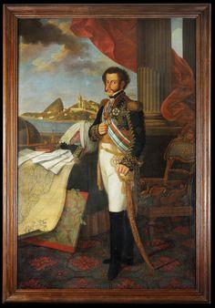 Pedro I Imperador do Brasil - Pedro I Emperor of Brazil