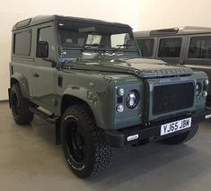 Another Keswick green Twisted 90 ready to leave HQ. Will post the interior later...! #AntiOrdinary #DefenderRedefined #4x4 #LandRoverDefender #TwistedDefender #OffRoading #BestOfBritish #HandBuilt #Detail #Defender90 #CarThrottle #Lifestyle by mralexduckett Another Keswick green Twisted 90 ready to leave HQ. Will post the interior later...! #AntiOrdinary #DefenderRedefined #4x4 #LandRoverDefender #TwistedDefender #OffRoading #BestOfBritish #HandBuilt #Detail #Defender90 #CarThrottle…