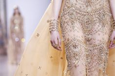 Watch the livestream of the Elie Saab show couture collection Spring/Summer 2017 from Paris.
