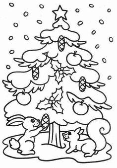 Festas de Natal imagem de impressão 423