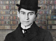 """A book must be the axe for the frozen sea inside us."" Kafka on books and what reading does for the human soul — spectacular letter to his childhood friend:"