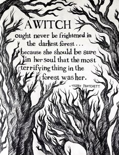 scary Black and White creepy weird horror Grunge soul dark fear forest Witch darkness goth gothic Macabre spooky eerie witchcraft witches tale wiccan UNKNOWN grotesque pagan wicca terry pratchett obscure gruesome Unearthly Witchery Normal Is An Illusion, Coven, Witch Quotes, Pagan Quotes, Under Your Spell, Witch Aesthetic, Aesthetic Makeup, Practical Magic, Dark Forest