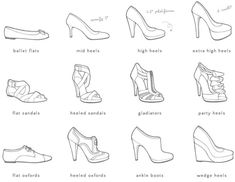 Shoes of prey: design your own shoes