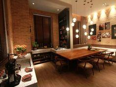 Decoração para inspirar: cozinha gourmet, com ilha e americana - Notícias - Casa GNT