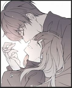 Online store anime merchandise: clothes, figurines, manga and much more. Come and choose for yourself something good and cool ! Couple Anime Manga, Couple Amour Anime, Anime Girls, Manga Anime, Anime Couple Kiss, Anime Couples Drawings, Art Anime, Anime Kunst, Anime Couples Manga