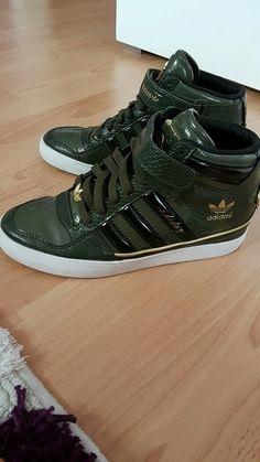 Sport Schuhe von Adidas mit Keilabsatz