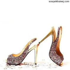 #Ladies_Shoes!!!! Want to Order!!! Visit @ www.souqelkhaleej.com - To SHOP Now!!!