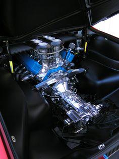 De Tomaso. Ford 351C.
