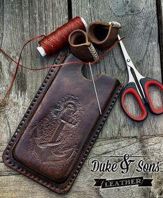 Duke & Sons Leather, custom made https://www.facebook.com/DukeandSonsLeather