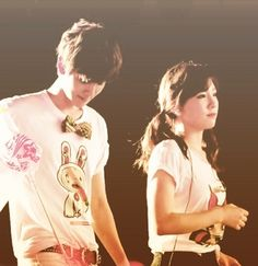 It has been revealed the EXO's Baekhyun and Girls' Generation's Taeyeon had been dating. http://www.kpopstarz.com/tags/exo
