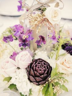 723 a better way to wrap-up this week filled with beautiful wedding inspiration than with Part 14 of my series 25 Stunning Centerpieces? I hope your weekend is filled with amazing things! Image from Style Unveiled Pic Sources: 1 Mod Wedding, Purple Wedding, Wedding Blog, Fall Wedding, Destination Wedding, Wedding Ideas, Wedding Shit, Wedding Stuff, Boutonnieres