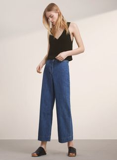 Wilfred Free VARLESE KNIT TOP | Aritzia