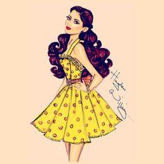 Hayden_Williams's_drawing_of_Ariana.jpg 612×612 pixels