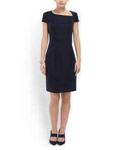 T TAHARI Cali Boxed Tweed Dress $49.99 @T.J.Maxx Compare At $100