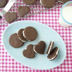 Oreo Cookies. Yes You Can Make Them at Home — Punchfork