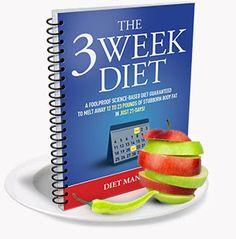 WEIGHT LOSS DIET PLAN: Three week weight loss diet Reviews