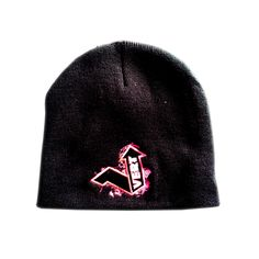 Now on SALE! One size fits most. Clothing Company, Bmx, Beanie, Logos, Pink, Clothes, Black, Fashion, Outfits