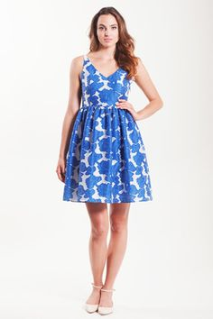 Waldorf Dress - By Smith Collection.