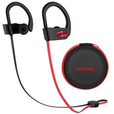 Renewed Bluetooth Earbuds Wireless Magnetic Headset Sport Earphones for Running IPX7 Waterproof Headphones 9 Hours Playtime High Fidelity Stereo Sound and Noise Cancelling Mic 1 Hour Recharge