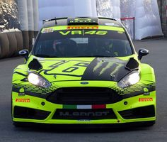 Ford Fiesta St, Vr46, 1957 Chevrolet, Valentino Rossi, Rally Car, Ford Focus, Car Pictures, Cars And Motorcycles, Race Cars