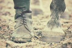 hoof / boot