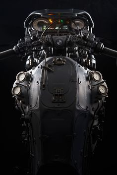 BMW Juggernaut Concept Bike - Car Body Design