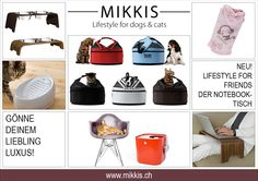 Passion for design ... www.mikkis.ch