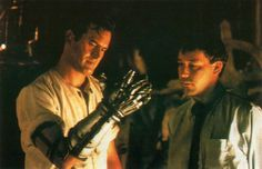 Bruce and Sam, army of darkness