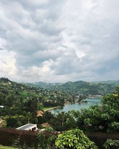 Lake Kivu. Gisenyi, Rwanda
