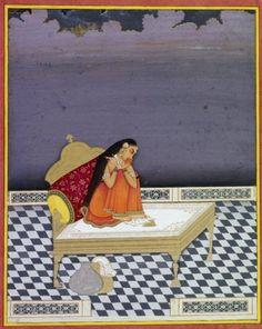 15 Best Raga Paintings Images India Art Miniature Paintings