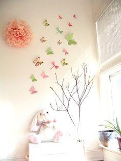 Decorar la habitación de tu bebé- Idea Huggies