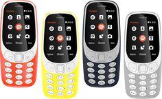 Le nouveau Nokia 3310 est arrivé : voici ses caractéristiques officielles