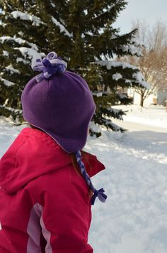 ikat bag: Winter Hats Part Two with ear flaps