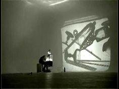 ▶ light art & music performance wiersma & smeets - YouTube