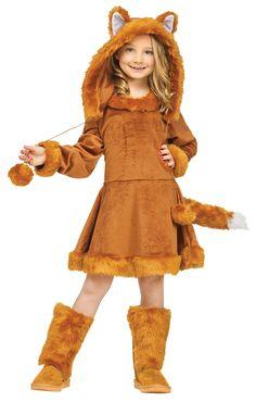 Puppy Costumes for Girls | Sweet Fox Kids Costume - Girls Costumes,i like it!