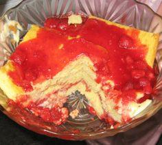 My Birthday Trifle 2013