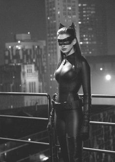 Gatubela (Anne Hathaway) BATMAN Dark Knight Rises