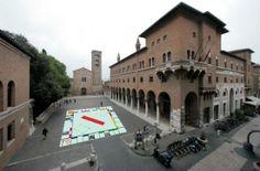 E come cornice del gioco, cosa potrebbe esserci di meglio della nostra stessa amata Ravenna?