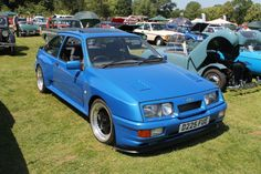 Ford Sierra RS Cosworth (D 225 FUE)