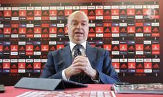 """Fassone: """"Gattuso? Fiducia meritata e incondizionata. Faremo 2-3 acquisti, Donnarumma… #Calciomercato #News #Top_News #donnarumma #Fassone"""