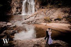 Lívia e Fabio - Casamento na Cachoeira