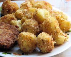 Ziemniaki w przyprawach Easter Party, Curry, Healthy Eating, Potatoes, Vegetables, Feta, Ethnic Recipes, Potato, Vegetable Recipes