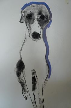 by SALLY MUIR-looks just like Roman when he's in trouble.