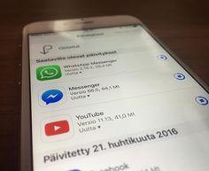 Ystävän iPhone vaihtui uuteen takuun kautta ja tiedot palautui komeesti alle 10 minuutissa takaisin. #ios #apple #itunesbackup #potkukelkkacom #t