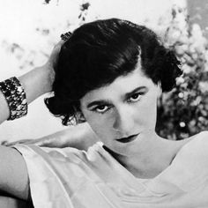 """A woman has the age she deserves.""    – Coco Chanel"