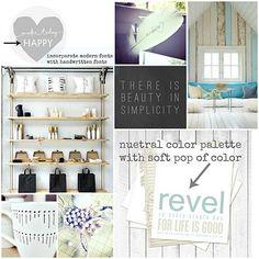 decor8moodboard Collage #blogboss decor8eclasses.com