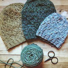 patron tricot bonnet Kennecot par Boyland Knitworks