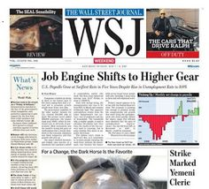 Browse online for the best wall street journal subscription price.