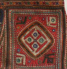 Banjara textile. Banjara = nomadic, orig. from Rajasthan, NW Gujarat, W Madhya Pradesh and E Sindh in Pakistan